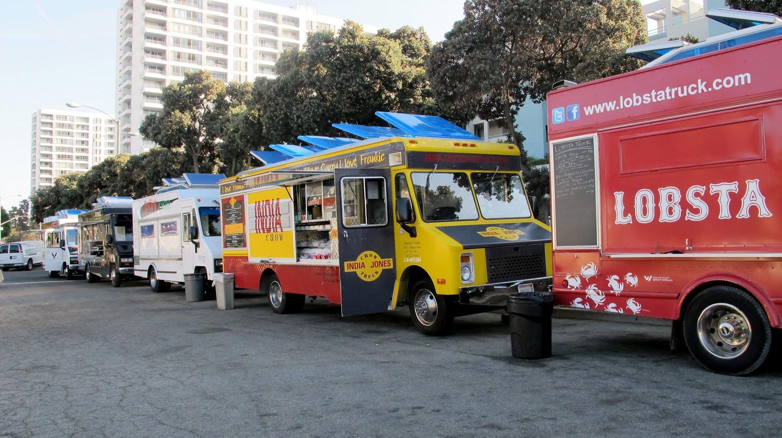 Los denominados food trucks que ya se implementan en varias ciudades del mundo.