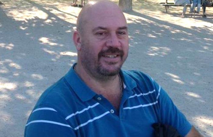 Diego Sarjanovic, el empresario de 44 años asesinado de 64 puñaladas.