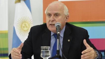El gobernador de la provincia, Miguel Lifschitz.
