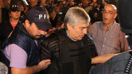Sin luz verde. Lázaro Báez presentó sin éxito un recurso extraordinario ante la Cámara Federal.