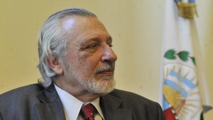 El ministro de Justicia de Santa Fe, Ricardo Silberstein, explicó las características del nuevo sistema.