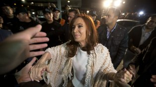 Bonadio tiene 10 días hábiles para definir si procesa a Cristina Fernández de Kirchner