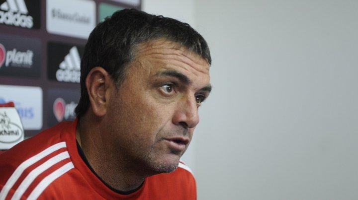 Diego Osella, DT de Newells.