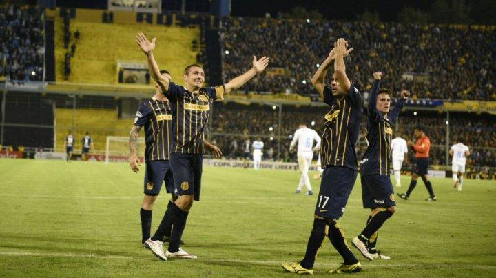 Central vence a Gremio por un contundente 3-0 y se asegura un lugar en los cuartos de final