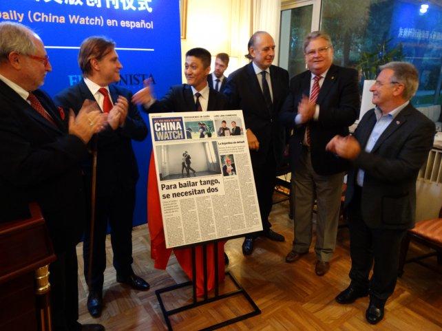Presentaron en la embajada argentina en Beijing la alianza entre UNO ...