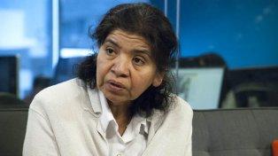 Margarita Barrientos, afín al PRO.