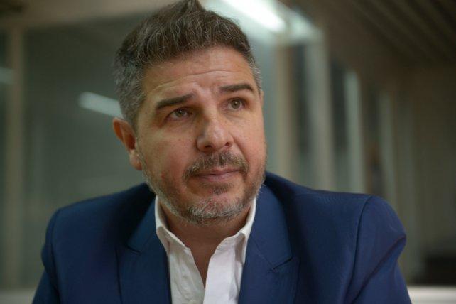 Gestión. Sánchez está a cargo de Coordinación de Emprendedorismo.