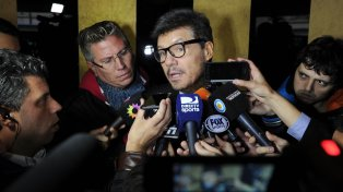 Preparado. El vicepresidente de San Lorenzo quiere a la nueva estructura por dentro de la Asociación del Fútbol Argentino.