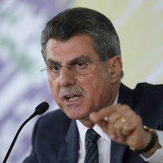 Efímero. Romero Jucá, senador y titular del PMDB, debió dimitir como ministro de Planificación. Duró solo 12 días.