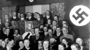 Nazis. En Bariloche, en los años 40.