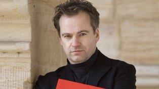 El director. Jonathan Nott.