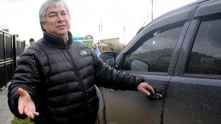 Lázaro Báez se encuentra detenido por decisión de Casanello en la causa que investiga lavado de activos.