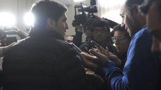 El ministro Pullaro admitió que el día de ayer fue uno de los más violentos del año