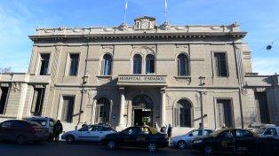 Hospital Español de Rosario. (Foto de archivo)