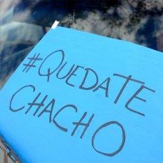 Después de una reunión de tres horas, el Chacho acordó seguir en Central.