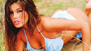 Loly Antoniale, dueña de uno de los mejores cuerpos de Argentina.