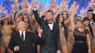 Tinelli marcó la mayor audiencia para un programa televisivo en lo que va del año.
