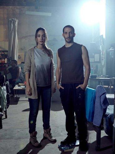 30 espisodios. Juan MInujín y Martina Gusmán, una dosis de amor en el contexto duro y cruel de la cárcel.