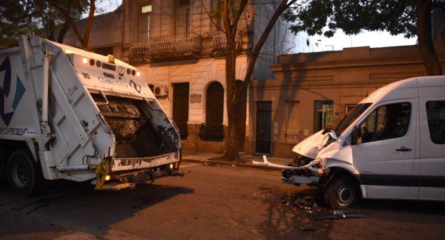 El hecho se produjo en la zona de Presidente Roca y Montevideo.