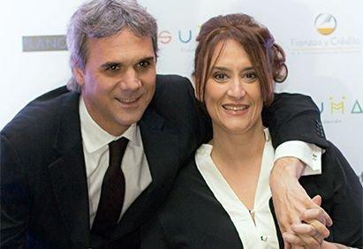 Tonelli, pareja de la vicepresidenta.