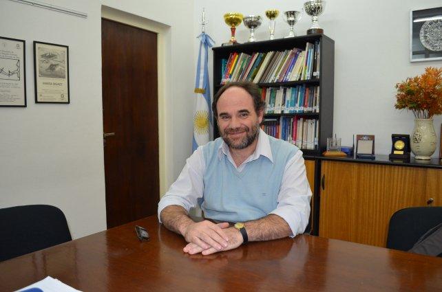 José Luis Aguirre, psicólogo.