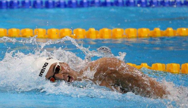Rendidor. Grabich lideró gran parte de la serie y finalizó tercero. Con su tiempo finalizó 22º entre 48 competidores.