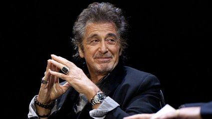 Al colón. Al Pacino.