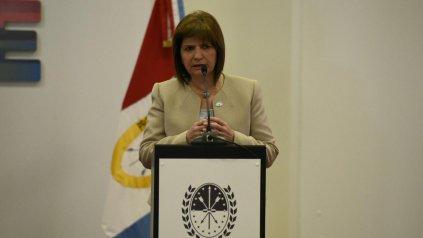 La ministra de Seguridad de la Nación, Patricia Bullrich, destacó que hay información que no se va a dar para no entorpecer las investigaciones.
