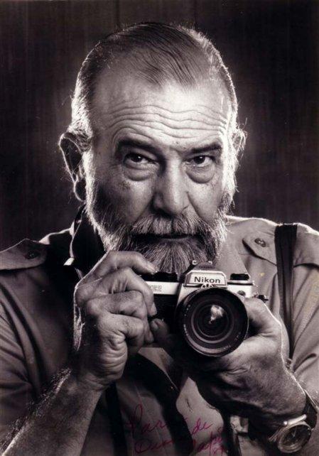 Alberto Korda falleció en 2001.