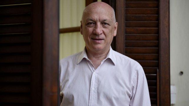 """""""El país necesita un gobierno de centroizquierda"""", dijo Bonfatti."""