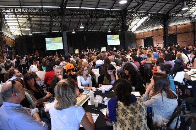 Rosario fue sede de foro regional para debatir sobre la futura ley de educación.