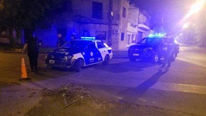 Montevideo y Valparaiso, la zona donde fue atacado Cristian D'Amico.