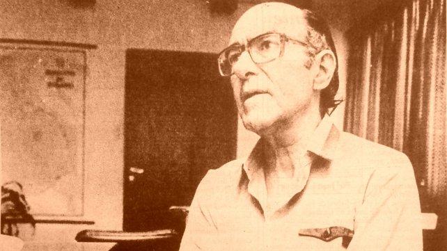 Santiago Mac Guire, fundador de la escuela Itatí.