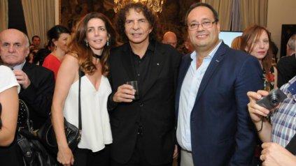 Alejandro Dolina, otro de los invitados a la presentación de la nueva temporada en el país vecino.