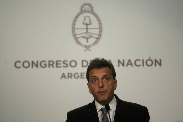 """""""Debemos ir a una reforma impositiva en Argentina"""", remarcó el diputado del FR."""
