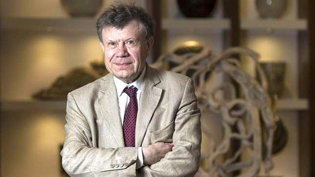 El historiador francés Roger Chartier.