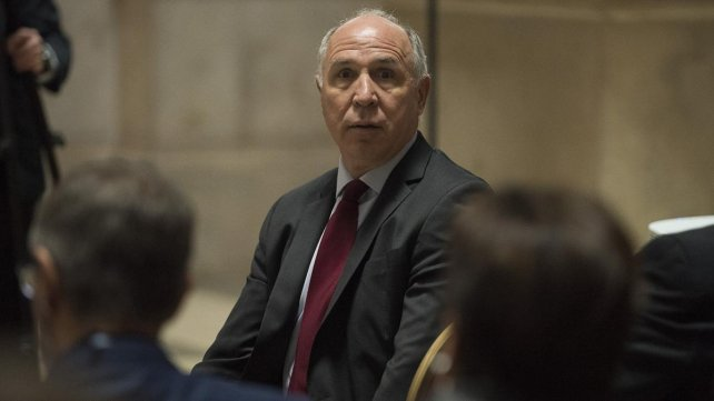 Ricardo Lorenzetti, presidente de la Corte Suprema de la Nación.