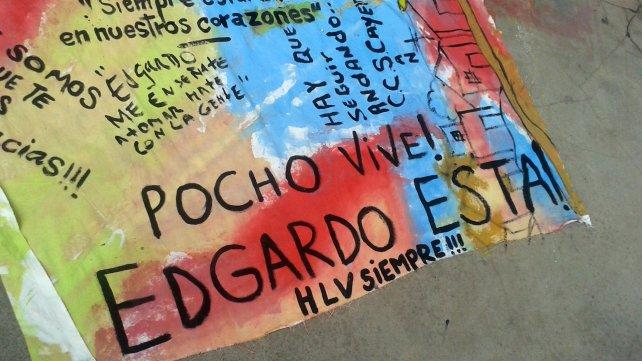 Pocho y Montaldo, símbolos de Ludueña.