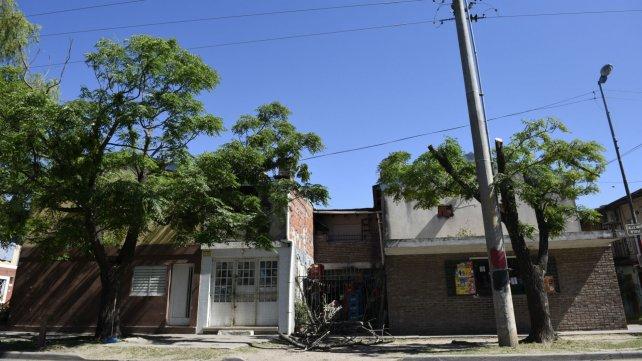 El lugar donde perdió la vida Carlos Ramírez, empleado de una firma contratista de la EPE