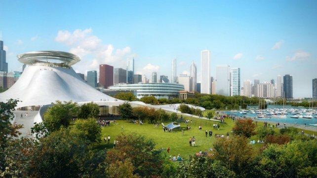 El museo estará en Los Angeles y tendrá un diseño futurista.