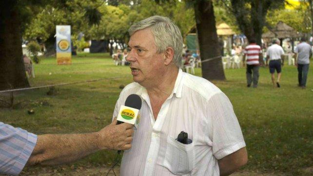 Luis Lombó dejó el cargo en Recursos Hídricos.