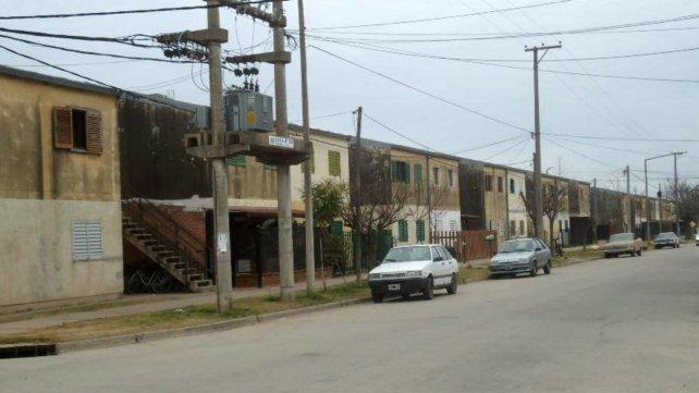 La joven vivía en el Complejo Habitacional Mateo Fernández.