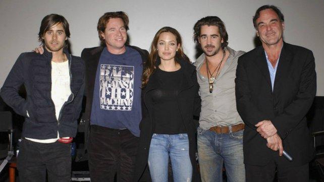 Numerosos medios norteamericanos han publicado el que sería el nuevo romancede Angelina...Jared Leto
