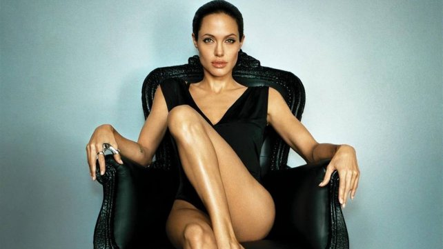 Angelina Jolie presentó su película