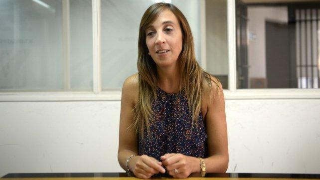 La neuróloga María Laura Paz.