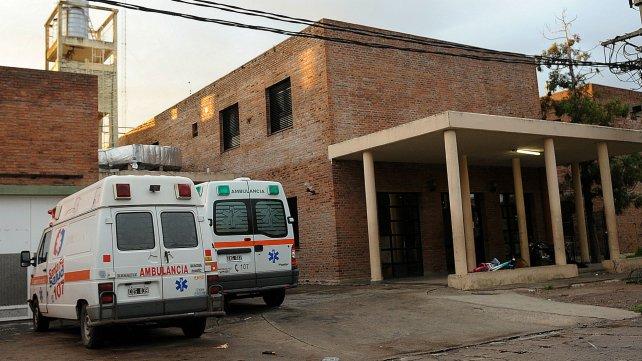 El hospital Anselmo Gamen, de Villa Gobernador Gálvez.