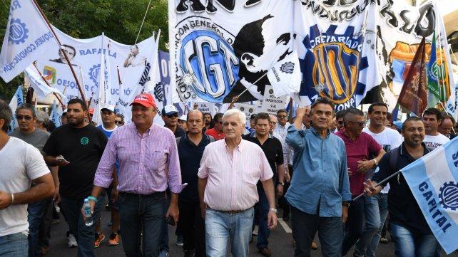 La CGT confirma un paro tras la marcha