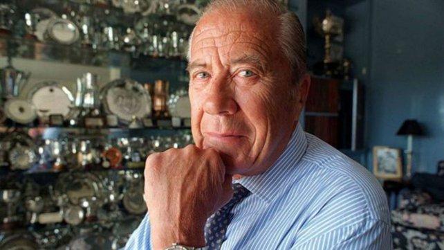 A los 92 años, falleció el ex tenista Enrique Morea