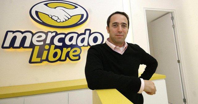 Marcos Galperín.