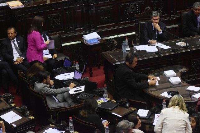 El jefe de Gabinete, Marcos Peña, ratificó la negativa a la convocatoria a paritaria nacional docente.